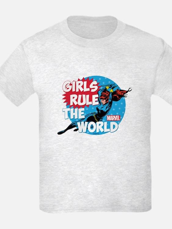 Girls Rule the World T-Shirt