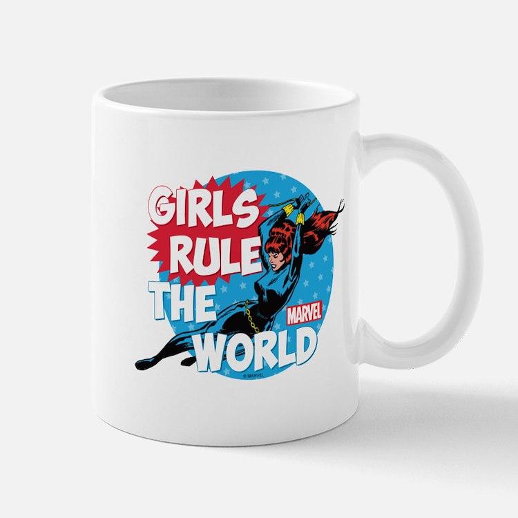 Girls Rule the World Mug