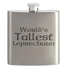 Worlds Tallest Leprechaun Flask