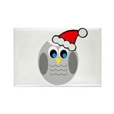Christmas Owl Magnets