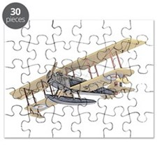 Curtiss JN-4 Jenny Float Plane Puzzle