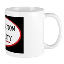 orientation and mobility  Small Small Mug