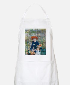 Two Sisters Apron