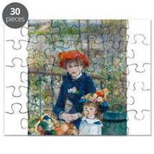 Two Sisters Puzzle