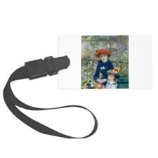 Two Sisters Luggage Tag