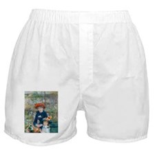 Two Sisters Boxer Shorts