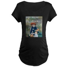 Two Sisters Maternity T-Shirt