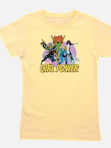 Marvel Girl Power Girl's Tee