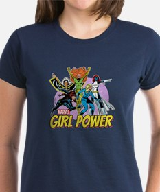 Marvel Girl Power Tee