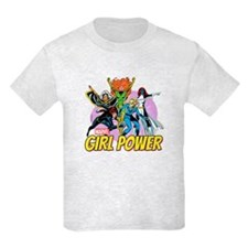 Marvel Girl Power T-Shirt