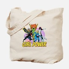 Marvel Girl Power Tote Bag
