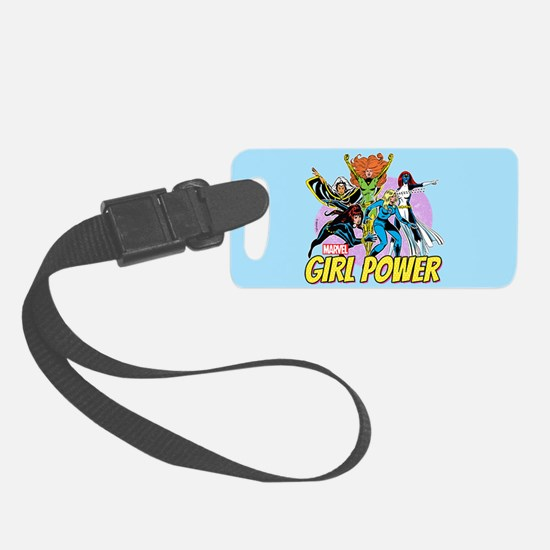 Marvel Girl Power Luggage Tag