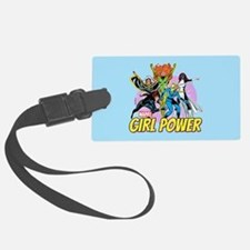 Marvel Girl Power Luggage Tag