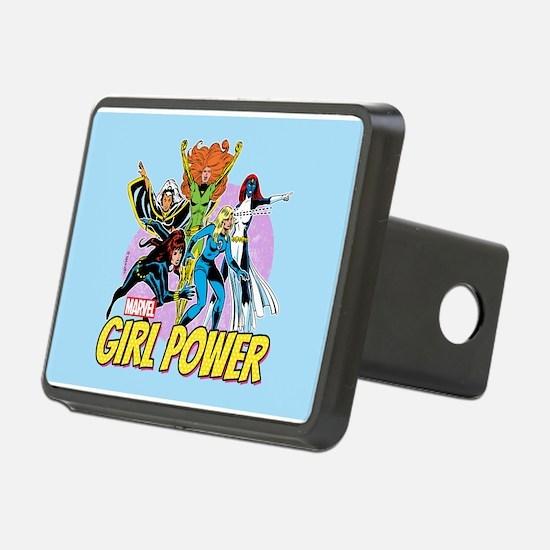 Marvel Girl Power Hitch Cover
