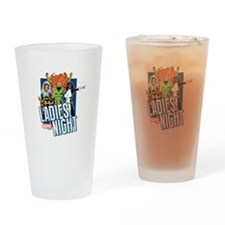Marvel Ladies Night Drinking Glass