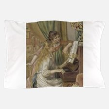 Girls at the Piano Pillow Case