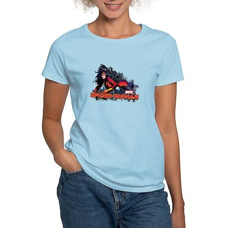 Spider-Woman Women's Light T-Shirt