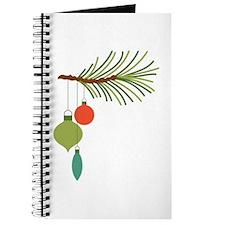 Christmas Tree Ornaments Journal