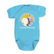 Young Feminist Baby Bodysuit