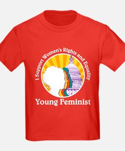 Young Feminist T