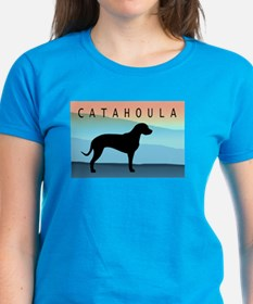 Catahoula Blue Mt.  Tee
