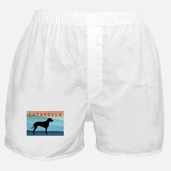 Catahoula Blue Mt. Boxer Shorts
