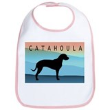 Catahoula Cotton Bibs