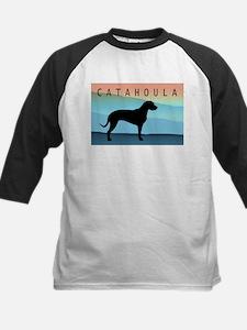 Catahoula Blue Mt.  Kids Baseball Jersey
