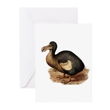 Dodo Bird Greeting Cards (Pk of 10)