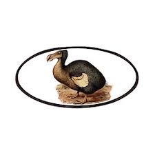 Dodo Bird Patches