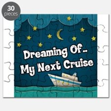 Dreaming Of My Next Cruise Puzzle