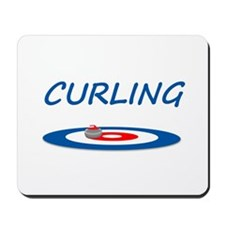 Curling Mousepad