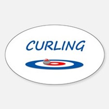 Curling Decal