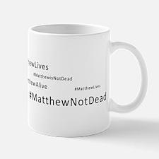 Matthew Lives Mug