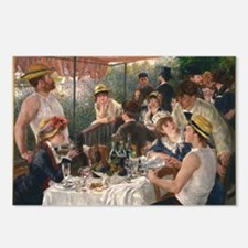Luncheon of the Boating Party Postcards (Package o
