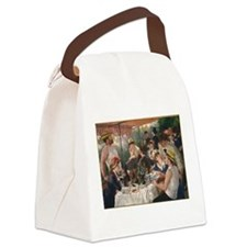 Luncheon of the Boating Party Canvas Lunch Bag
