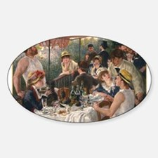 Luncheon of the Boating Party Decal