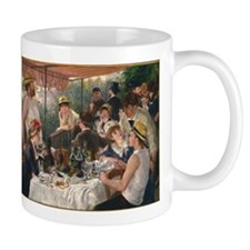 Luncheon of the Boating Party Mugs