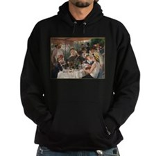Luncheon of the Boating Party Hoodie