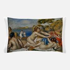 Three Bathers Pillow Case