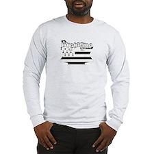 Bretagne Brittany flag Long Sleeve T-Shirt