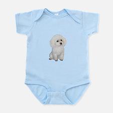 Poodle (MinW2) Infant Bodysuit