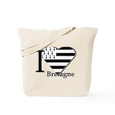 I love Bretagne Tote Bag