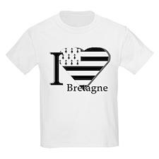 I love Bretagne T-Shirt