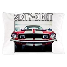 68 Mustang Pillow Case