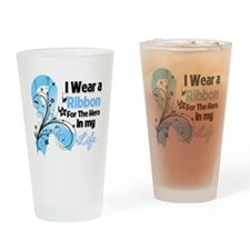 Addisons Disease Drinking Glass