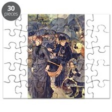 The Umbrellas Puzzle