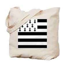 Brittany flag Tote Bag