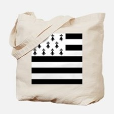 Brittany flag Tote Bag