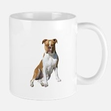 Am Bulldog 2 (Brn-W) Mug